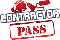 Contractor Pass's logo
