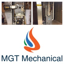 Mgt Mechanical's logo