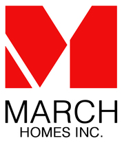 March Homes's logo