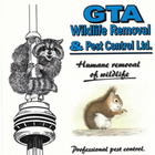 GTA Wildlife Removal and Pest Control's logo