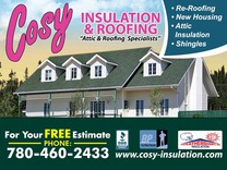 Cosy Insulation & Roofing's logo