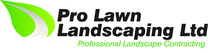 Pro Lawn Landscaping's logo
