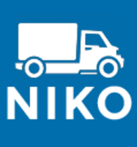 Niko's Moving's logo