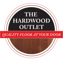 The Hardwood Outlet's logo