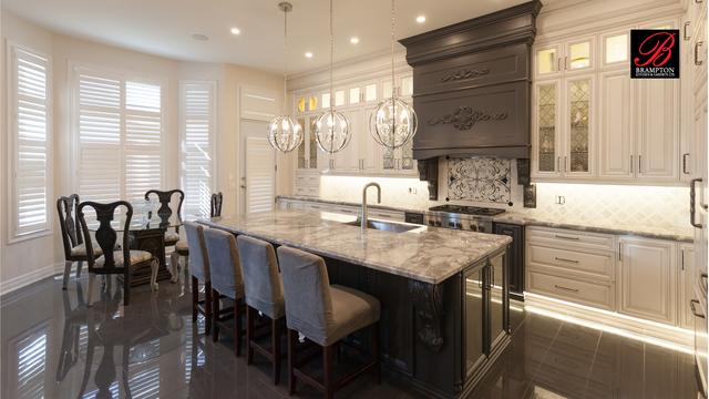 Brampton Kitchen Cabinets Ltd Countertops In Brampton Homestars