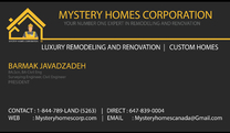 Mystery Home Corporation's logo