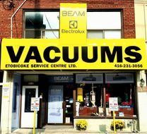 Etobicoke Service Centre Ltd.   Beam Central Vacuum Systems's logo