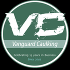 Vanguard Caulking's logo