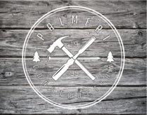 Palmeri Construction's logo