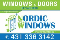 NORDIC E WINDOWS & DOORS's logo