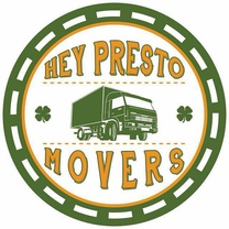 Hey Presto Movers's logo