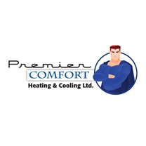 Premier Comfort Heating & Cooling's logo