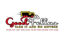"GoodFellas ""Take It And Go Movers""'s logo"