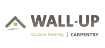 Wall Up Carpentry Inc.'s logo