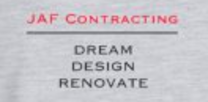 JAF Contracting's logo