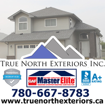 True North Exteriors Inc.'s logo