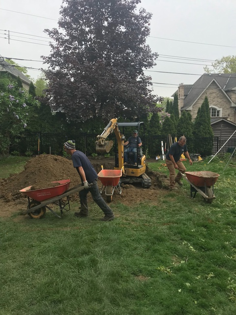 Two Guys And A Shovel Landscape Contractors Amp Designers
