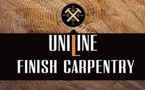 Uniline Finish Carpentry's logo