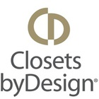 Closets By Design - Toronto's logo