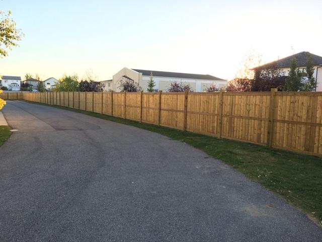 Calgary Fence And Deck Fences Amp Gates In Calgary Homestars