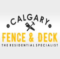 Calgary Fence And Deck's logo