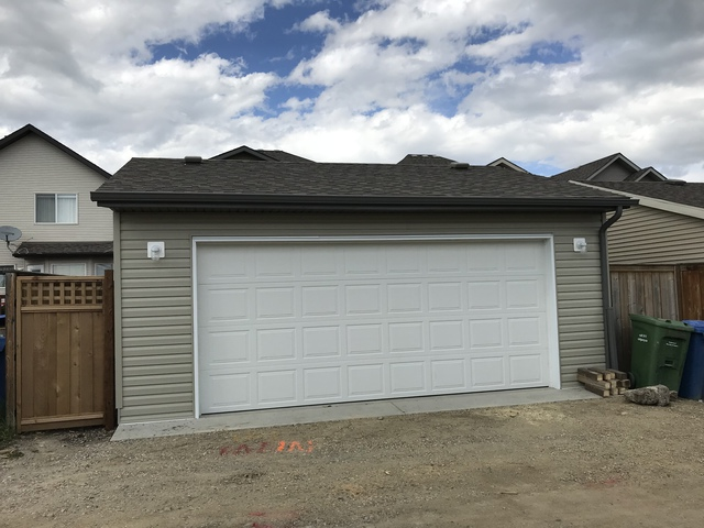Garage build | Review of Vaar Exteriors & Home Improvements