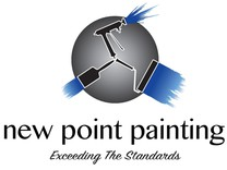 New Point Painting's logo