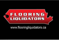 Flooring Liquidators Brampton, Hamilton And Mississauga's logo