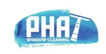 Phat Window Cleaning's logo