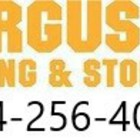 Ferguson Moving & Storage's logo