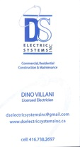 Ds Electric Systems Inc's logo