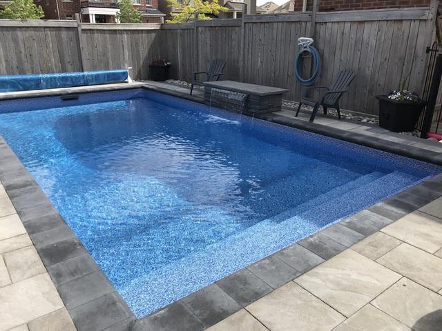Halton pool guys swimming pools spas hot tubs in georgetown homestars for Alton swimming pool opening times