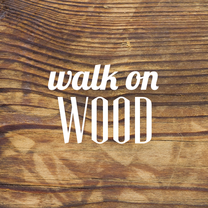 Walk On Wood's logo