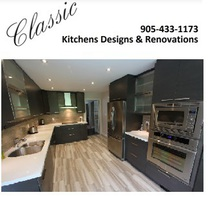Classic Kitchen Designs Renovations Ltd Kitchen Bathroom