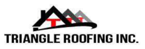 Triangle Roofing's logo