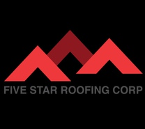 Five Star Roofing Corp.'s logo
