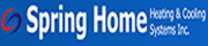 Spring Home Heating & Cooling Systems Inc's logo