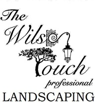 The Wilson Touch Professional Landscaping's logo