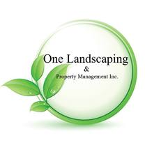 One Landscaping & Property Management Inc. 's logo