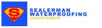 Sealerman Waterproofing's logo