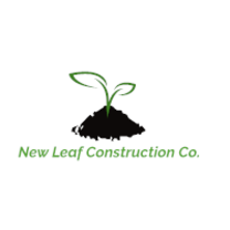 New Leaf Construction Co.'s logo