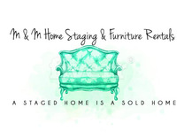 M&M Home Staging & Furniture Rentals's logo