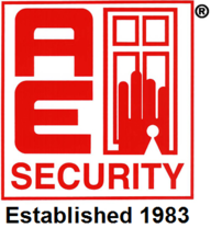 AE Security's logo