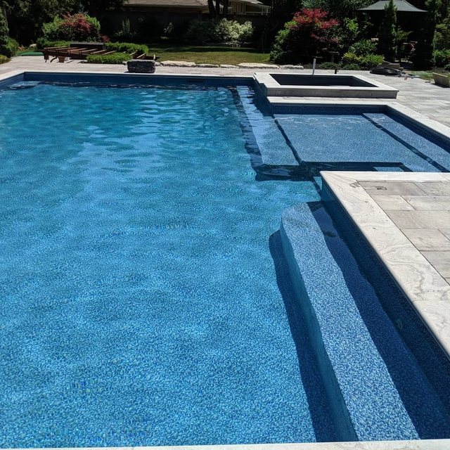 Vinyl masters inc swimming pools spas hot tubs in - Swimming pools burlington ontario ...