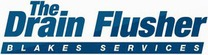 The Drain Flusher's logo