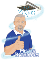 Mister Bathroom's logo