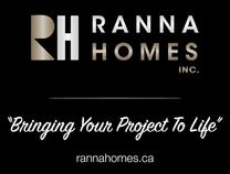 Ranna Homes & Renovation's logo