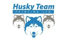 Husky Team Painting's logo