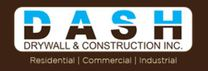 Dash Drywall And Construction Inc.'s logo