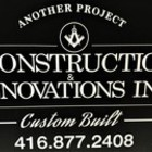 Jconstruction And Renovations Inc.'s logo